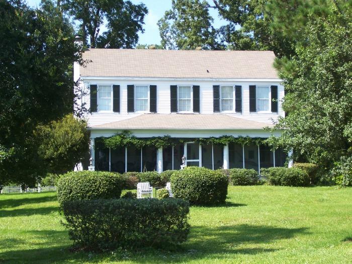 Dawson's Creek Dawson's House
