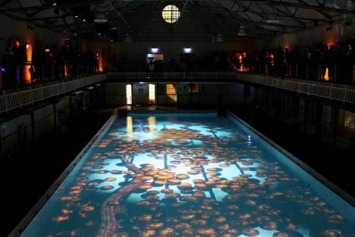 White Night 2016 Melbourne City Baths