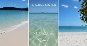 Whitehaven Beach The Best Beach In The World
