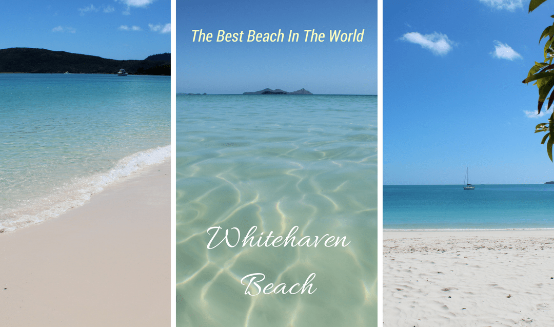 Whitehaven: The Best Beach In The World