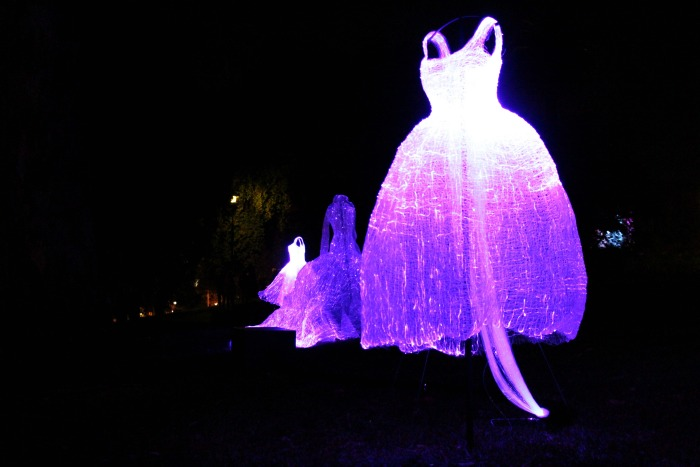 White Night The Dresses