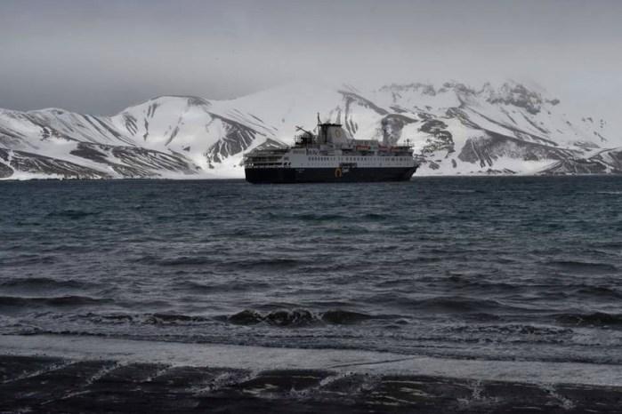 Antartica Bound