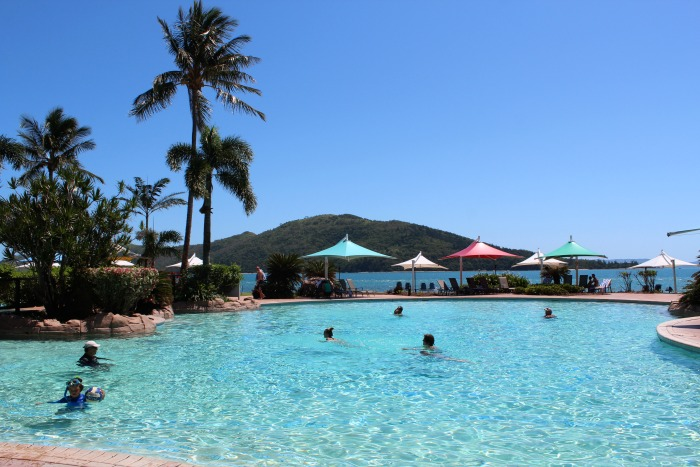 Daydream Island Pool With A View