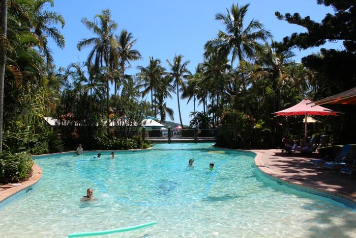 Daydream Island Resort Pool