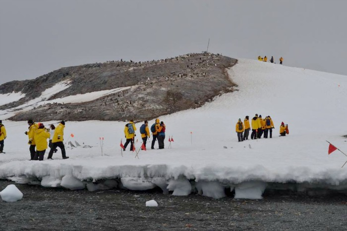 Expedition On Antarctica