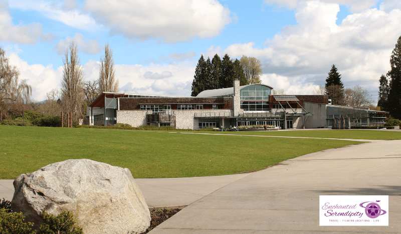 She's The Man Filming Location Illyria School Vancouver, Canada Shadbolt Centre