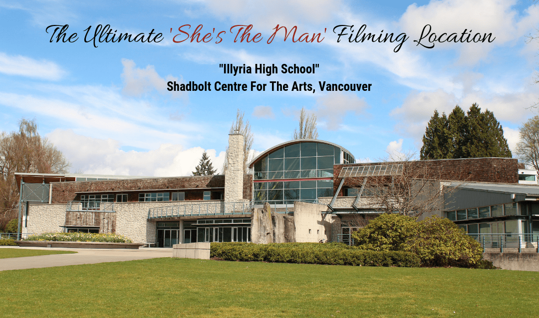 The Ultimate 'She's The Man' Filming Location: Illyria High School
