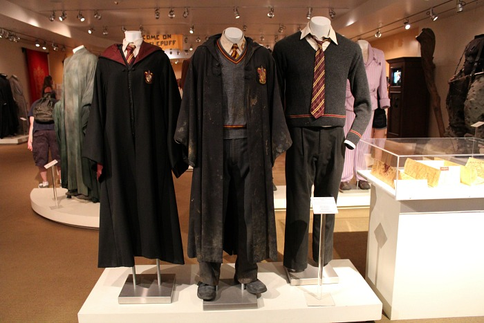 Harry Potter Costumes At Warner Bros.