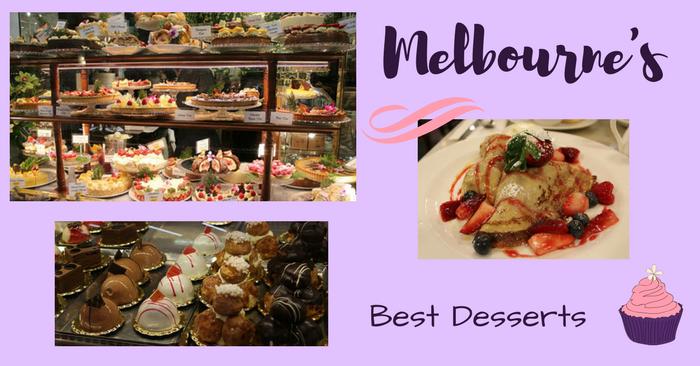 A Melburnian's Guide: Best Dessert Stops