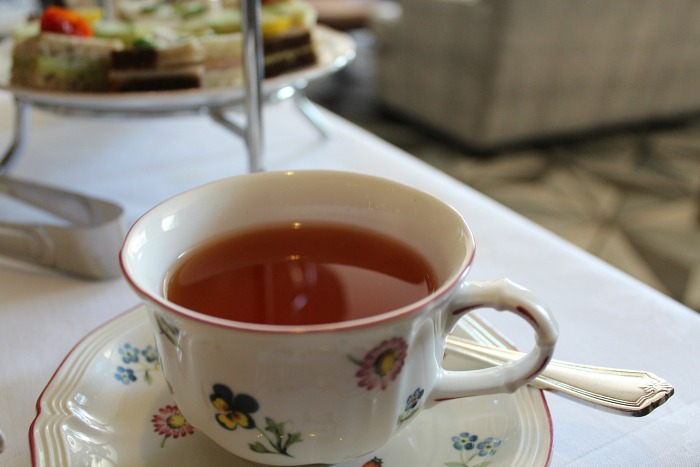 Tea At Biltmore Tea Court Phoenix