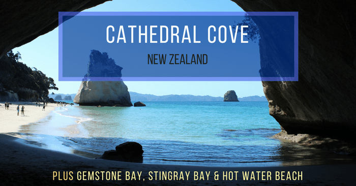Cathedral Cove, New Zealand: How An Instagram Got Me Here