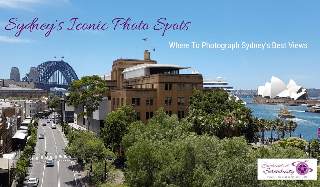 Sydney's Iconic Photo Spots