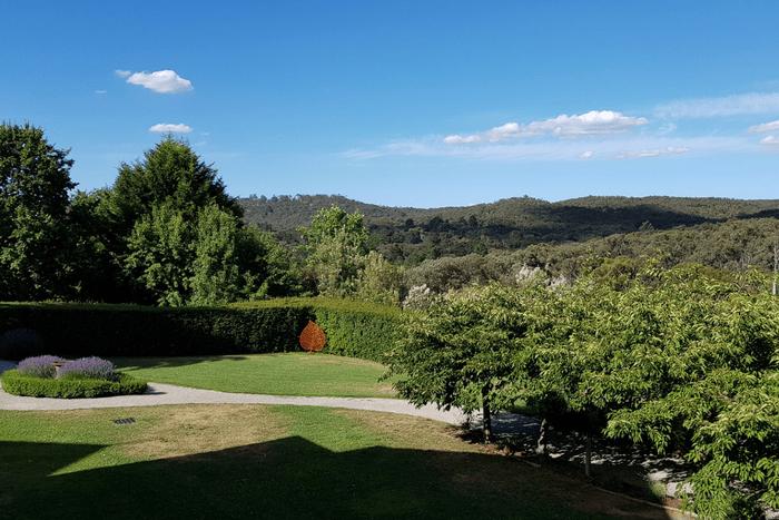Grange Bellinzona Accommodation Scenery