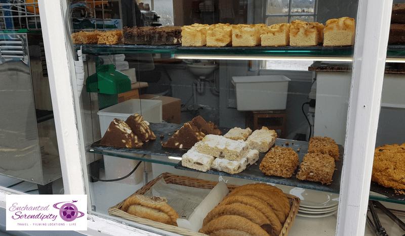 Bridge Coffee Shop Bath Food