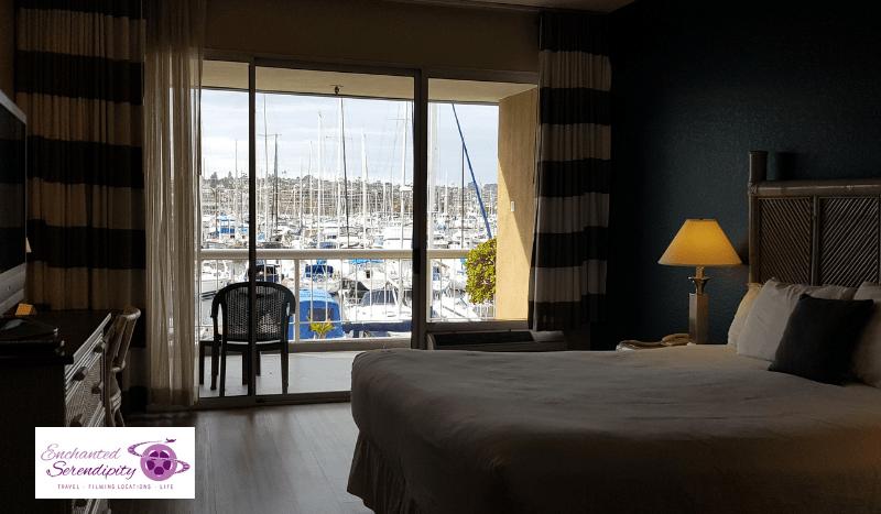 A California Roadtrip San Diego Accommodation Bay Club Hotel & Marina