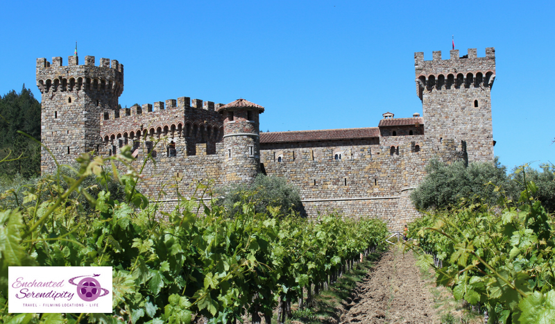 California Roadtrip Castello Di Amorosa Calistoga