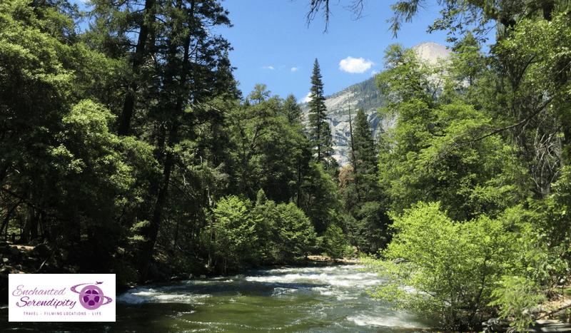 California Roadtrip Yosemite National Park River