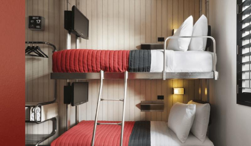 Pod 39 Bunk Beds