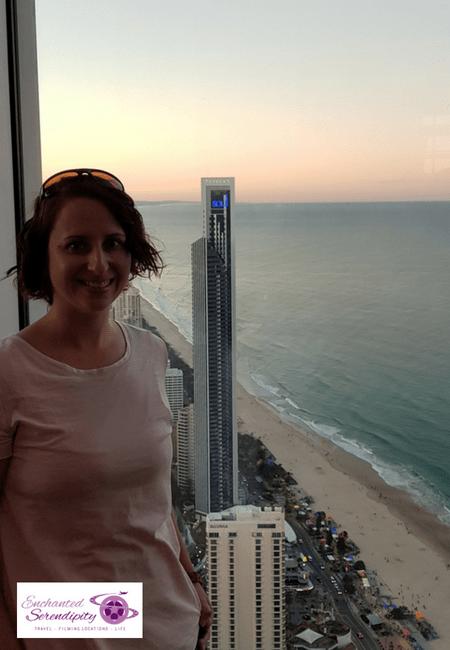 Q1 Skypoint Observation Deck Gold Coast Australia Photo