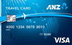 ANZ Travel Money Card