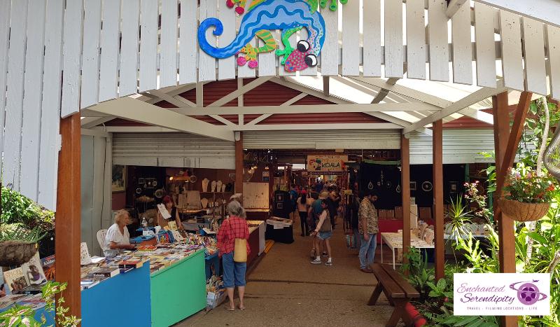 Cairns Skyrail Cablecar Kuranda Marketplace
