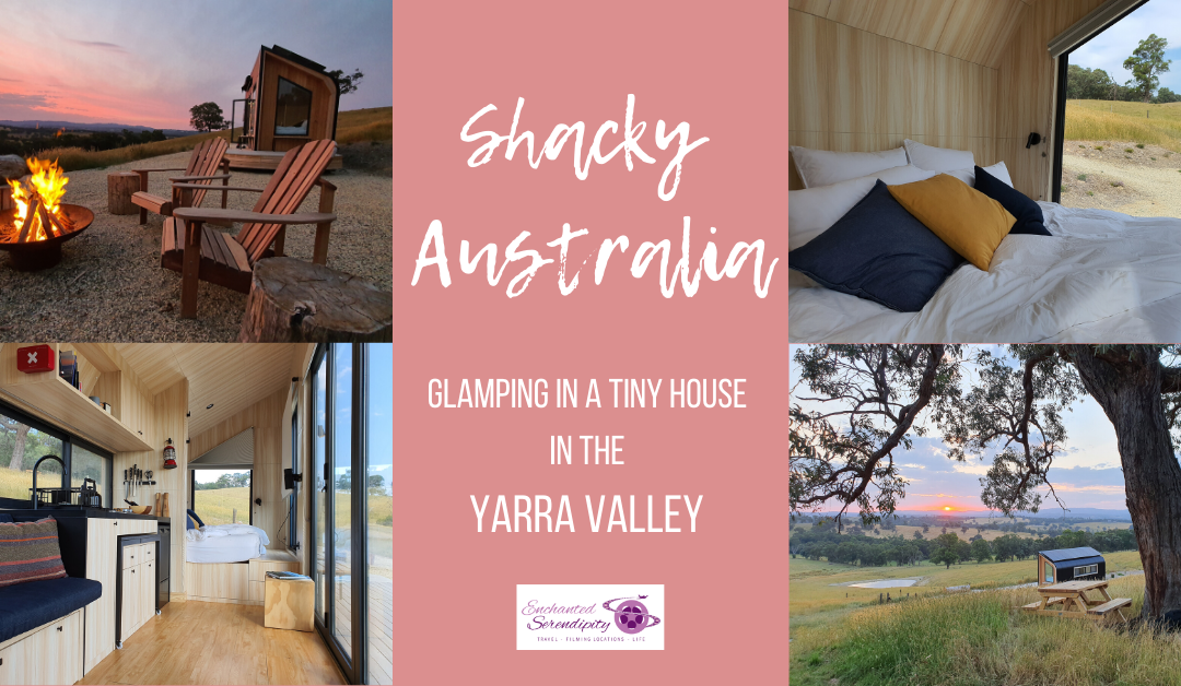 Shacky – Glamping In A Tiny House In The Yarra Valley