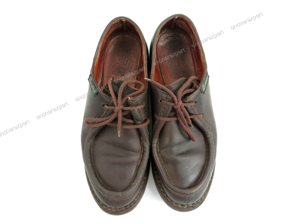 Chaussures Paraboot Morzine Derby 65 405 41 Cuir
