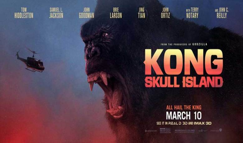 Geser Logan, King Kong Kuasai Box Office