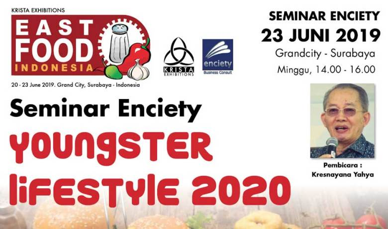 Eastfood Indonesia & Eastpack Surabaya 2019 di Grand City