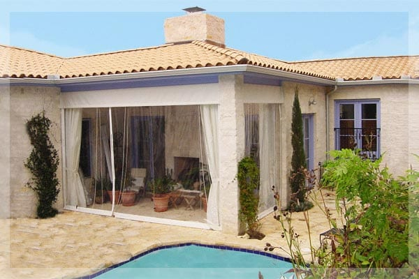 Custom Solarium & Patio Enclosures for your Plants ... on Backyard Patio Enclosure Ideas  id=65637