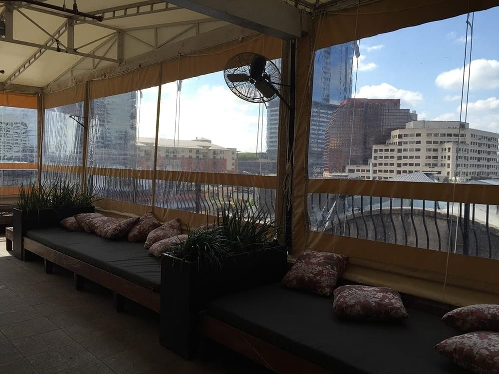 tulsa clear patio curtains outdoor