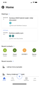 enCloud9 | Microsoft Dynamics 365 CRM Consultants The Dynamics 365 Sales Mobile App Helps Salespeople Stay Productive From Anywhere Dynamics 365 Mobile Microsoft Dynamics 365 sales
