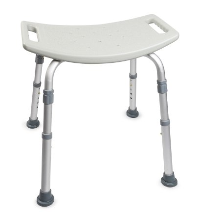Height Adjust Bath Bench without Backrest