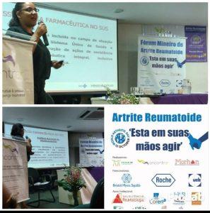 Patricia de Oliveira - diretora de medicamentos de alto custo na Secretaria Estadual de Saúde de Minas Gerais