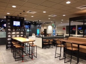 Newly Renovated: McDonald's Timonium