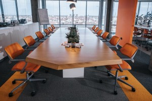 An Office Builder's Take on Conference Rooms