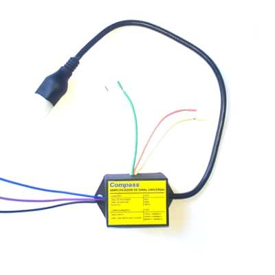 Amplificador de sinal universal