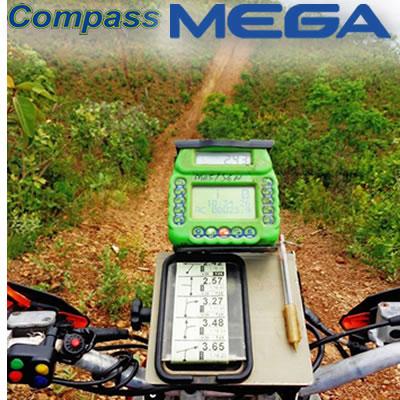 COMPUTADOR DE BORDO COMPASS MEGA 3