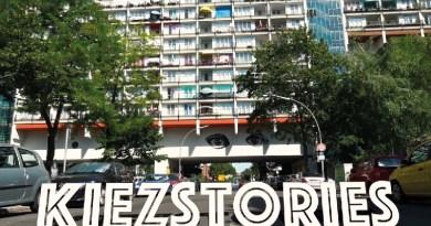 """مجموعه اینترنتی """"Kiez stories"""""""