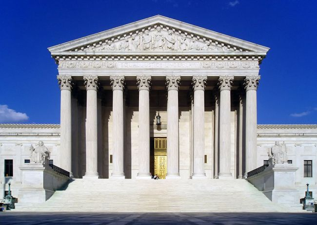 Matt Wade's Picture of the U.S. Supreme Court