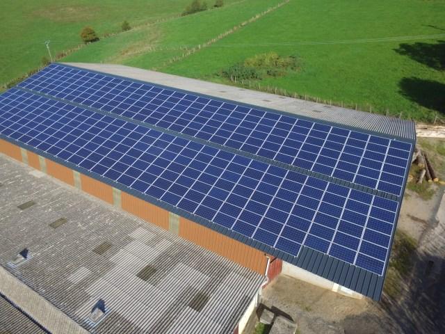 Location panneaux photovoltaïques