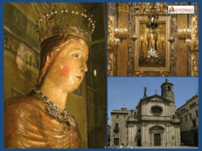 Nuestra Señora de la Merced. Barcelona.