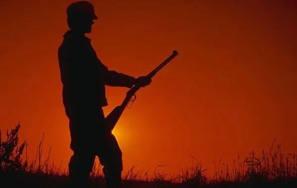 El cazador y el pescador