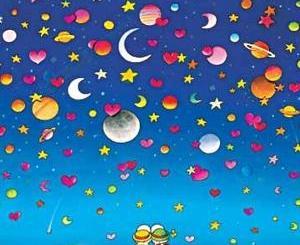 Estrellas y cometas