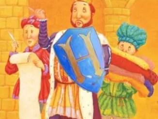Simón y el escudo de plata