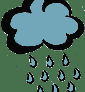 Las cajas de nubes y tormentas