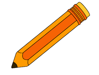 El primer lápiz