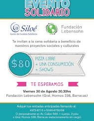 evento solidario de fundacion lebensohn y siloe