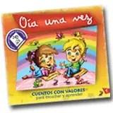 OIA UNA VEZ CD DE CUENTOS CON VALORES