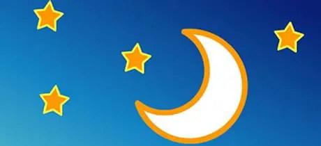 luna infantil